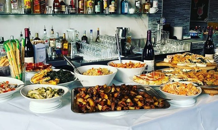 ⏰ Apericena con cocktail e buffet