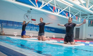 Markievicz Leisure Centre: One, Three or Six Float Fit Classes for One or Two at Markievicz Leisure Centre (Up to 52% Off)