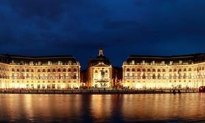 Bordeaux : chambre double classique avec petit-déjeuner Bordeaux