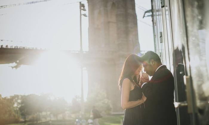 Olli Studio - Garment District: $402 for $600 Worth of Wedding Photography — Olli Studio