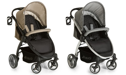Hauck Lift-Up Stroller With Free Delivery