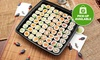 48-Piece Maki Sushi Platter To Go