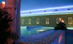Quintessentia Spa: Ingresso Spa illimitato completo e camera in day use opzionale per 2 persone da Quintessentia Spa (sconto fino a 85%)