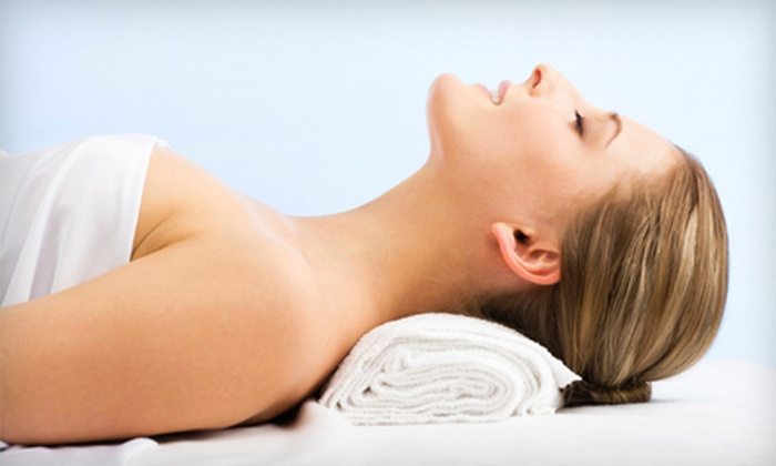 Vicky's Skincare - Fort Lee: One-Hour Swedish or Deep-Tissue Massage, One-Hour European Facial, or Both at Vicky's Skincare (Up to 74% Off)