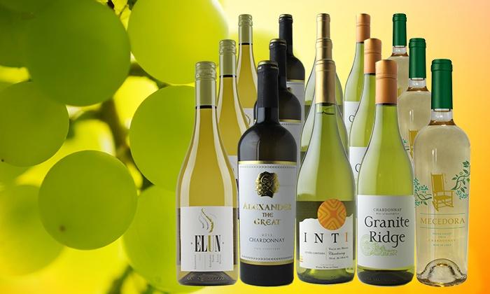 Splash Wines: 15 Bottles of Chardonnay from Splash Wines (79% Off)