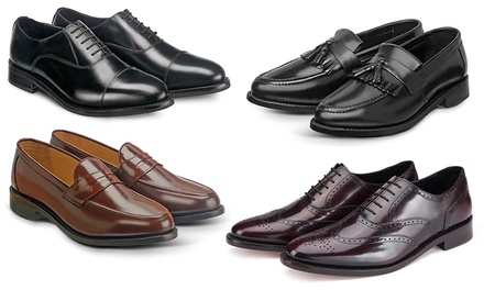 Samuel Windsor Mens Formal Shoes