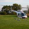 Vol en Hélicoptère au dessus du Pilat et/ou des Châteaux