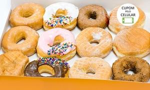 Café Donuts: Café Donuts – Shopping Max Mall: 1 ou 2 caixas de minidonuts (com 12 unidades cada)