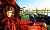 Venise : 1, 2, 3 ou 5 nuits avec pdj, casino et modelage en option