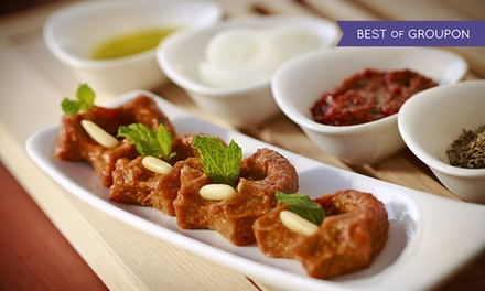 Up to AED 500 Toward Food and Drinks at Kamoon at 5* Khalidiya Palace Rayhaan by Rotana (Up to 51% Off)