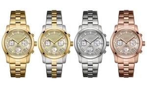 JBW Women's Alessandra Watch with Genuine Diamonds