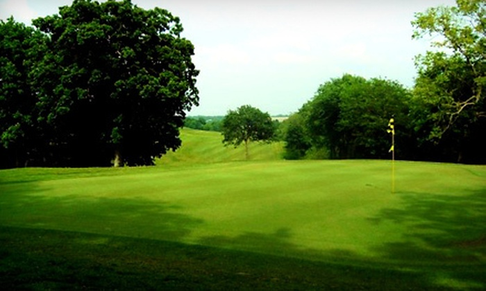 Rolling Hills Golf Course - Rolling Hills Golf Course: 18-Hole Round of Golf for Two or Four with Cart Rental Included at Rolling Hills Golf Course in Norwalk (Up to 51% Off)