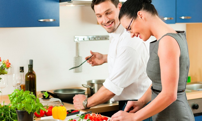 ChefShop - Queen Anne: $239 for an In-Home Tapas Cooking Class for Up to 16 from ChefShop ($399 Value)