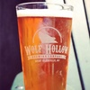 Up to 42% Off Beer Tasting Package at Wolf Hollow Brewery