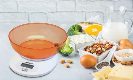 Joycare Bilancia da cucina Elettronica con Ciotola