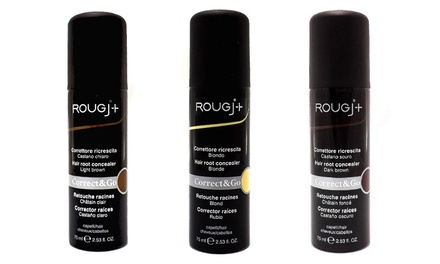 Spray per ricrescita capelli Rougj