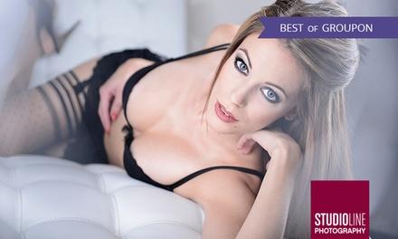 90 Min.Erotic-Fotoshooting mit Make-up u. Bildern als Datei u. Abzug bei STUDIOLINE PHOTOGRAPHY (bis zu 73% sparen*)