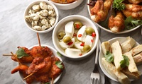 Five Tapas for Two or Ten for Four at Bar Six (40% Off)