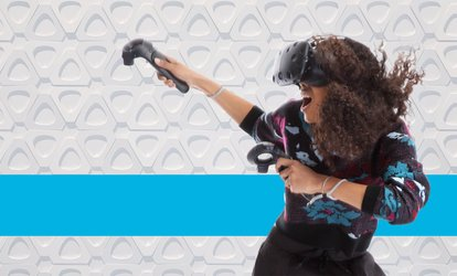 image for One-Hour Virtual Reality Gaming Session at RL Vision