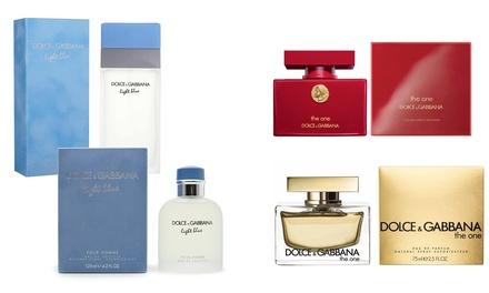 E Donna Light The Per Profumi Blue One Dolceamp; Uomo Gabbana O j4L35AR