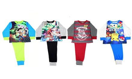 Children's Character Pyjama Set
