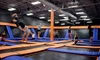 39% Off Jump Pass at Sky Zone