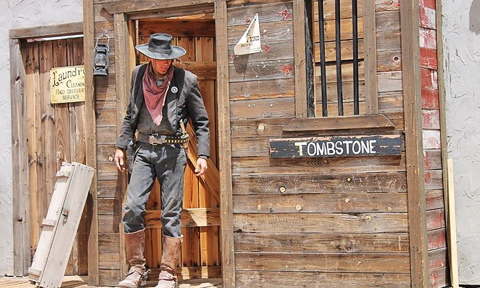 Old Tombstone Western Theme Park - Old Tombstone Western Theme Park: Gunfight Show, Trolley Tour, & Mini Golf for 2, 4, or 6 at Old Tombstone Western Theme Park (Up to 55% Off)
