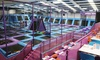 Jump Nation – Runcorn - Runcorn: One-Hour Trampoline Park Access for Up to Four at Jump Nation – Runcorn (44% Off)