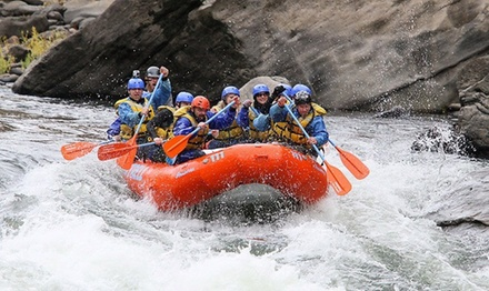 Why Raft with Carolina Outfitters on the Nantahala River?