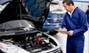Abbymac Auto Marine - Mill Lake: One Automotive Maintenance Package with Optional Wheel Balance at Abbymac Auto Marine (Up to 74% Off)