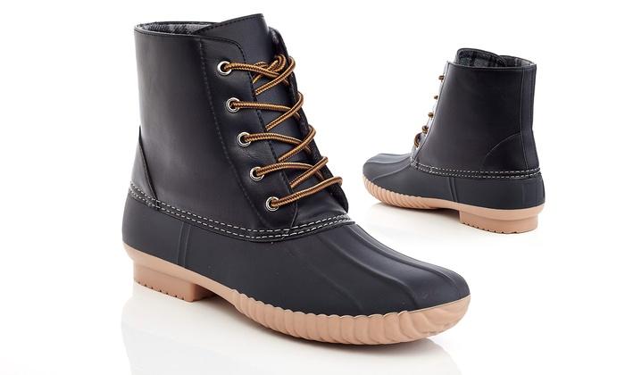 product details - Duck Rain Boots