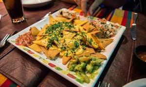 Los Regios Restaurant Mexicano: Desde $199 por cena mexicana para dos o cuatro en Los Regios Restaurant Mexicano