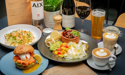 $25 or $45 to Spend on Food and Drinks at Pourboy