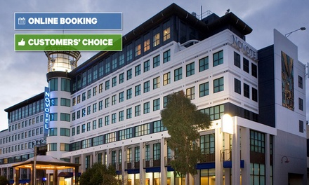 Melbourne: 1 Night for 2 People with Late Check-Out and Options for Breakfast & Wine or Drinks at Novotel Glen Waverley