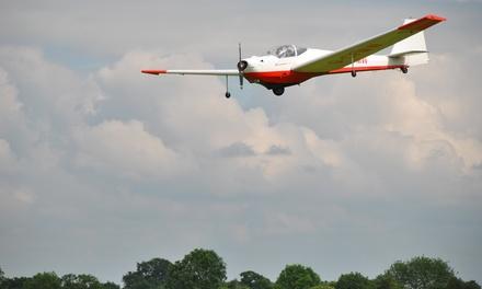 Motorglider Flight