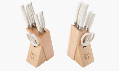 Set de cuchillos de 7 piezas Davis and Grant