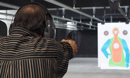Shooting Range Package for One, Two, or Four at Wisconsin Firearms Training Center (Up to 42% Off)