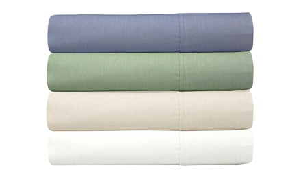 300-Thread Count Egyptian Cotton-Rich 4-Piece Sheet Setfrom $39.99-$44.99