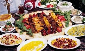 Ristorante PKpersian Kobide: Menu persiano All you can eat con calice di vino per 2 o 4 persone al Ristorante PKpersian Kobide (sconto fino a 71%)