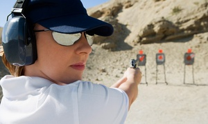 Gunns Training Academy and Services LLC: Concealed Carry Class for One or Two at Gunns Training Academy and Services LLC (Up to 50% Off)