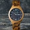 Earth Wood Sapwood Collection Unisex Watches