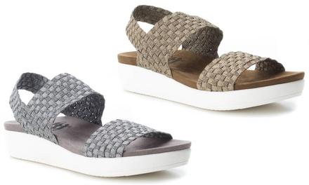 Sandali elastici da donna XTI