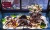 ⏰ Ostriche e Champagne, zona Isola
