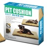 Self-Warming Fleece Pet Cushion