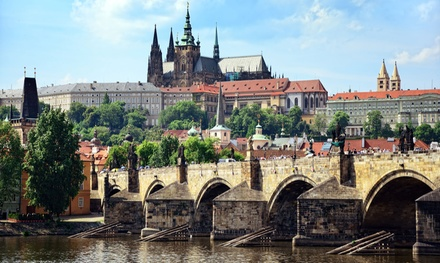 ✈ Prague and Berlin or Budapest: 4 or 6 Nights with Flights and Accommodation at a Choice of Hotels*