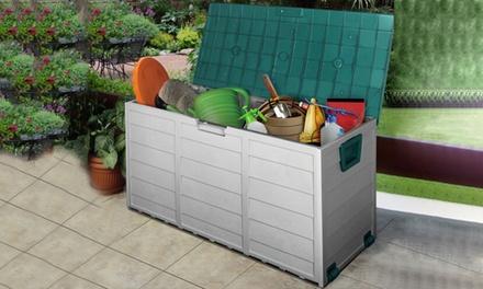 250L Waterproof Garden Storage Box