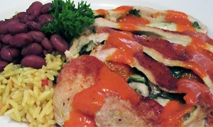 Cuban Cuisine for Two or Four at New Habana (Up to 56% Off)