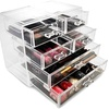 Sorbus 6 Drawer Makeup and Jewelry Storage Case and Display