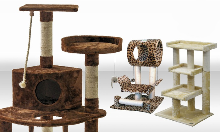 GoPetClub Cat Furniture: GoPetClub Cat Furniture. Four Options Available from $49.99–$99.99. Free Returns.