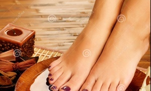 Up To 52% Off Shellac Manicure And Pedicures At Us Nails Spa